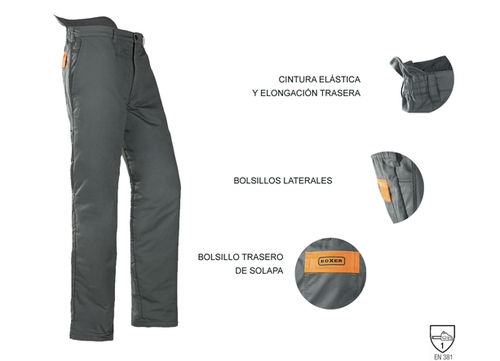 PANTALÓN ANTICORTE ECO (2018)